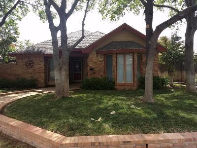 Lubbock Garden Home Under Contract: 117 Utica Avenue