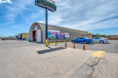 Lubbock Commercial For Sale: 4305 Idalou Road