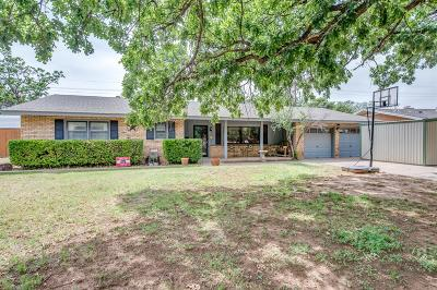 Single Family Home Under Contract: 3315 54th Street