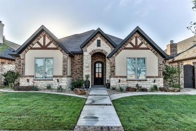 Lubbock Garden Home For Sale: 13903 Quinton Avenue