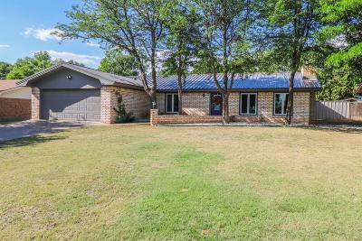 Muleshoe TX Single Family Home For Sale: $159,900