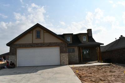 Lubbock Single Family Home For Sale: 10313 Ave X