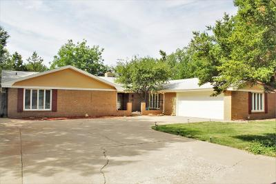 Single Family Home For Sale: 3803 68th Street