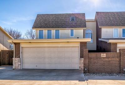 Lubbock Rental For Rent: 3307 79th Street