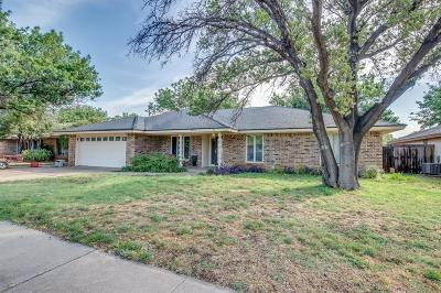 Single Family Home Under Contract: 4502 79th Street