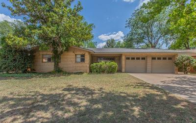 Single Family Home For Sale: 3413 55th Street