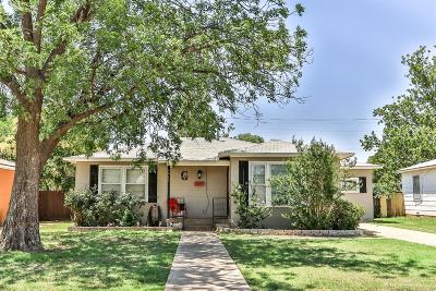 Single Family Home Under Contract: 3011 46th Street