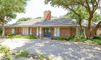 Lubbock TX Single Family Home For Sale: $369,900
