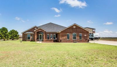 Single Family Home For Sale: 3002 County Road 7520