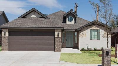Lubbock Single Family Home Under Contract: 7905 Ave O