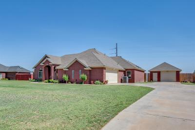 Single Family Home For Sale: 6303 County Road 7475