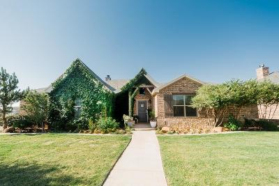 Lubbock Single Family Home For Sale: 4201 133rd Street