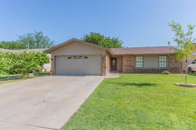 Single Family Home Under Contract: 6406 35th Street