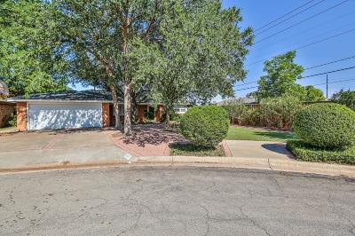 Single Family Home For Sale: 6907 Fremont Avenue
