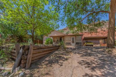 Single Family Home Under Contract: 117 Pony Express