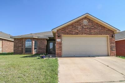 Single Family Home For Sale: 6912 95th Street