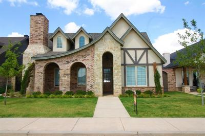 Lubbock Garden Home For Sale: 11707 Troy Avenue