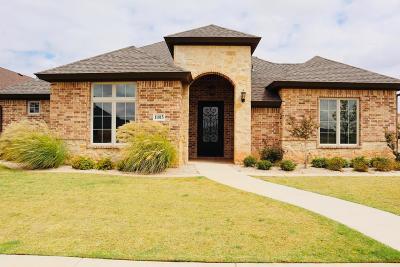 Lubbock Garden Home For Sale: 11815 Troy Avenue