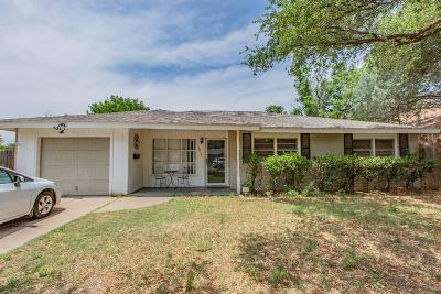 Single Family Home For Sale: 3216 37th Street