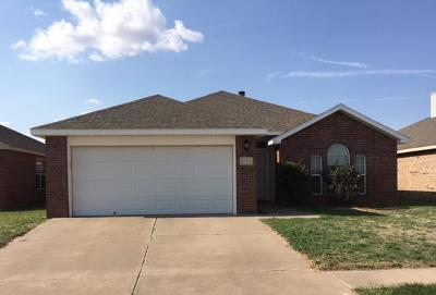 Single Family Home For Sale: 6544 94th Street