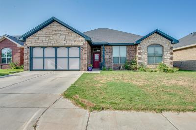 Single Family Home For Sale: 6305 92nd Street