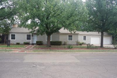 Single Family Home For Sale: 3110 26th Street