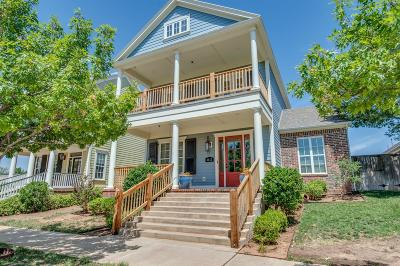 Lubbock TX Single Family Home Contingent: $319,900