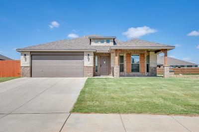 Single Family Home For Sale: 9206 Saratoga Avenue