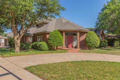 Single Family Home For Sale: 9306 Nashville Avenue