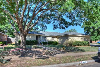 Single Family Home Under Contract: 8602 Jordan Drive
