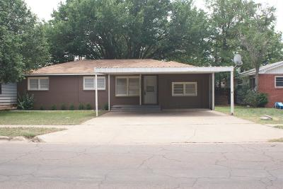 Single Family Home For Sale: 4405 47th Street