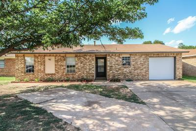 Single Family Home Under Contract: 6420 37th Street