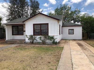 Lubbock TX Rental For Rent: $895