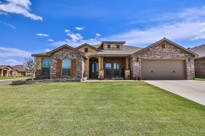 Lubbock Single Family Home For Sale: 7101 92nd Street