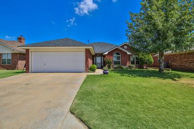 Lubbock Single Family Home For Sale: 5608 101st Street