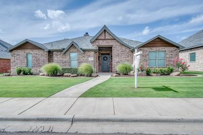 Lubbock TX Single Family Home For Sale: $317,900