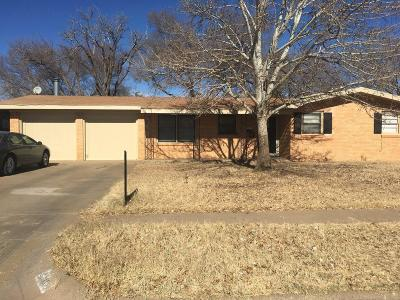 Lubbock Single Family Home For Sale: 4916 49th Street