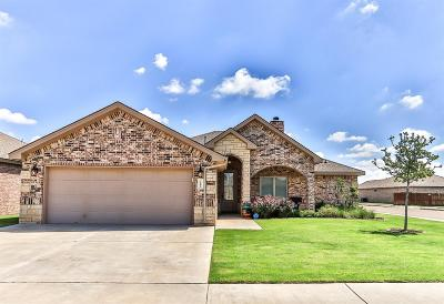 Lubbock TX Single Family Home For Sale: $283,900
