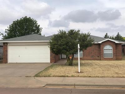 Lubbock TX Single Family Home For Sale: $144,500