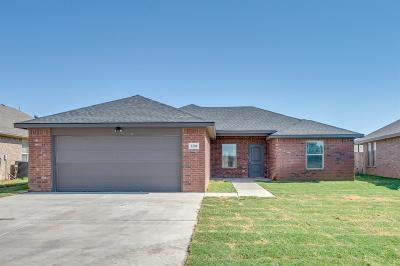Lubbock TX Single Family Home For Sale: $169,000