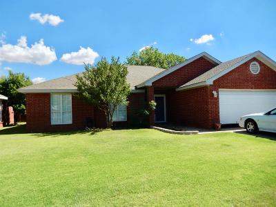 Lubbock TX Single Family Home For Sale: $178,000
