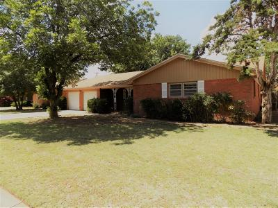 Lubbock Single Family Home For Sale: 3208 53rd Street