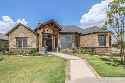 Lubbock TX Single Family Home For Sale: $375,000