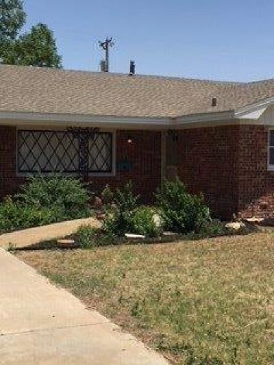Single Family Home For Sale: 2306 61st Street