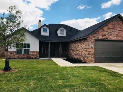 Shallowater TX Single Family Home For Sale: $253,500