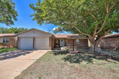 Single Family Home For Sale: 4806 54th Street