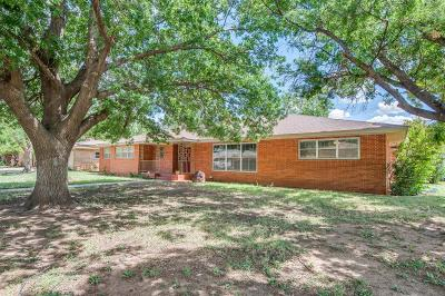 Single Family Home For Sale: 3413 43rd Street