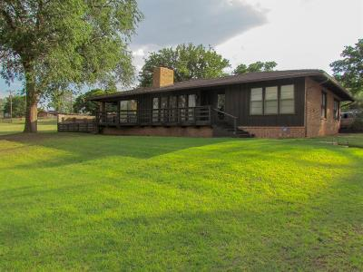 Single Family Home For Sale: 3403 Canyon Road