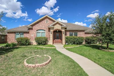 Lubbock TX Single Family Home For Sale: $245,000