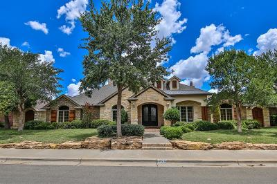 Lubbock TX Single Family Home For Sale: $699,900